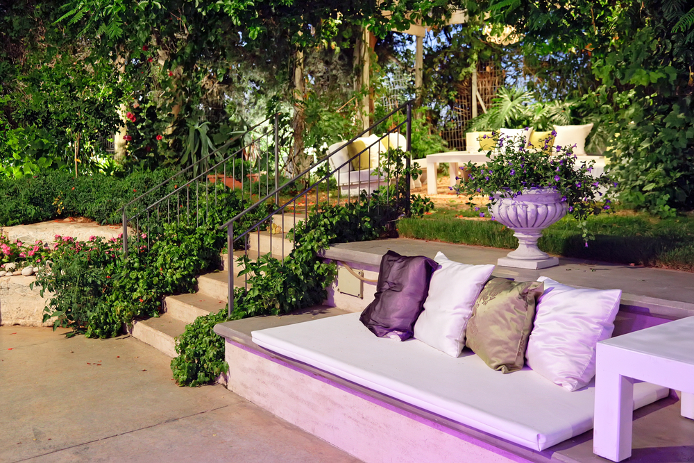 Garden Design With PREPARE Magazine Designing Your Garden On A Budget With  Pictures Of Landscaped Backyards