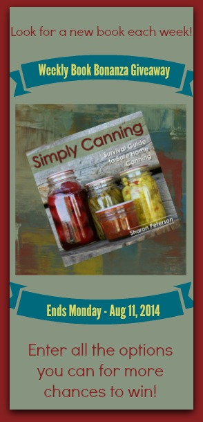 Wk 7 - Simply Canning