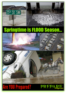 Flood Season Pinterest