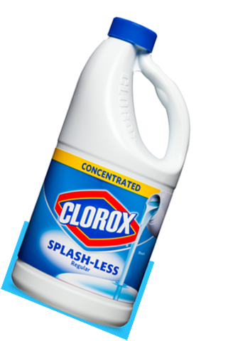 Splashless Bleach