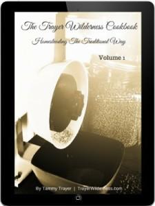 The Trayer Wilderness Cookbook - Volume 1 - Final